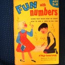 Fun With Numbers Count Add Tell Time Keep Busy Vintage
