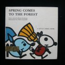 Spring Comes to the Forest Little Animal Cassinelli HC