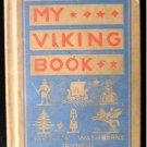My Viking Book Washburne Iannelli Harshaw Vintage RARE