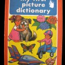 My First Picture Dictionary Words Albin Stanescu LLama