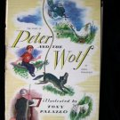 Peter and the Wolf Tony Palazzo Prokofieff Vintage 1961
