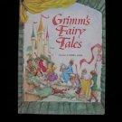 Grimm's Fairy Tales Roberta Carter Eve Morel HC 1975