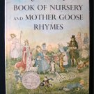 De Angeli's Book of Nursery and Mother Goose Rhymes HC
