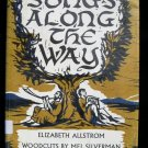 Songs Along the Way Allstrom Mel Silverman Vintage HCDJ