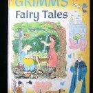 Grimm's Fairy Tales Rose Dobbs Espenscheid Vintage 1955