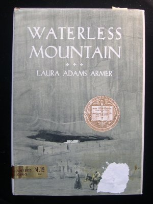 Waterless Mountain Newberry Medal Armer Vintage HC 1966