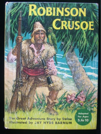 an examination of the reality of events in robinson crusoe by daniel defoe The study attempts to explore the real events and elements in daniel defoe's  robinson  contain the analysis of the aspects of reality in robinson crusoe.