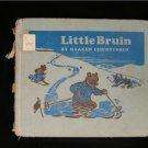 Little Bruin Haaken Christensen Bears Skiing Vintage HC