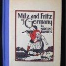 Mitz and Fritz of Germany Madeline Brandeis Vintage HC