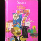 Seven is Magic Vintage Elementary Reader 1969 HC Poems