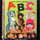 The Little Golden ABC Cornelius DeWitt Vintage HC 1969