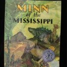 Minn of the Mississippi Newberry Honor SC Holling 1979