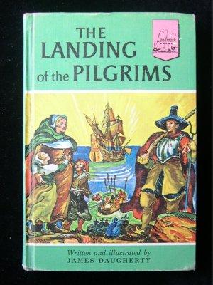 The Landing of the Pilgrims Daugherty Landmark History