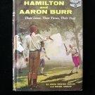 Alexander Hamilton and Aaron Burr Landmark HCDJ #85