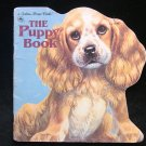 The Puppy Book Golden Shape Jan Pfloog Vintage SC 1968