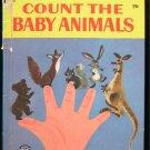 Count the Baby Animals Virginia Plummer Walters Vintage