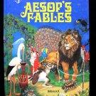 Aesop's Fables Brimax Graeme Kent Eric Kincaid Fantasy