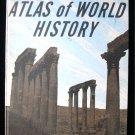 Hammond's Historical Atlas of World History Vintage HC