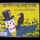 The Crow Who Came to Stay Scarecrow Corn Field HCDJ