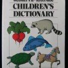 Webster's II Riverside Children's Dictionary Refernce