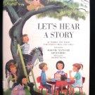 Let's Hear a Story Gruenberg Wilson Bedtime Poems 1961