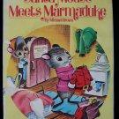 Santa Mouse Meets Marmaduke Michael Brown Vintage SC