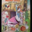 Mother Goose Rhymes Golden Open Door 5 Little Books HC