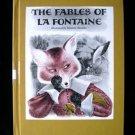 The Fables of La Fontaine Simonne Baudoin Vintage HC
