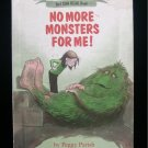 No More Monsters for Me Halloween Peggy Parish Simont