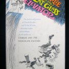 Charlie and the Great Glass Elevator Dahl Vintage HCDJ