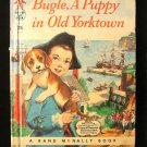 Bugle A Puppy in Old Yorktown Tip Top Elf Vintage 1958