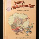 Jenny the Halloween Spy Patterson Dawson Fairies Elves