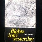 Flights into Yesterday Aerial Archaeology Leo Deuel HC