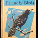 Friendly Birds Dolch Carol Rogers Elementary Reader HC