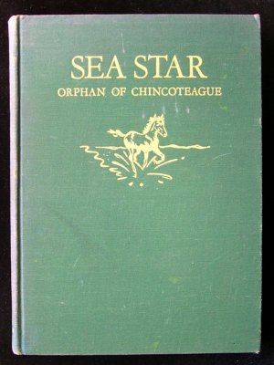 Sea Star Orphan of Chincoteague 1949 B Henry Dennis HC