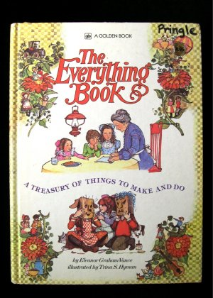 The Everthing Book Things to Make and Do Vance Hyman HC