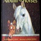 Album of Horses Maurgerite Henry Wesley Dennis Vintage