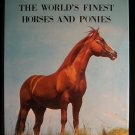 The World's Finest Horses and Ponies Richard Glyn HCDJ
