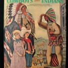 Tenggren's Cowboys and Indians 52 Stories Jackson 1968