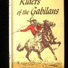 Riders of the Gabilans Graham Dean Vintage Western HCDJ