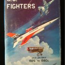 U.S. Fighters Army Air Force Lloyd Jones 1925 to 1980's