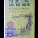 The Little Cow and the Turtle DeJong Maurice Sendak HC