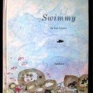 Swimmy Leo Lionni SIGNED Vintage HC 1956 School of Fish