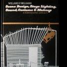 Scene Design Stage Lighting Sound Costume and Makeup HC