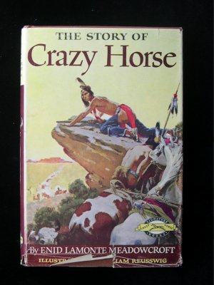 The Story of Crazy Horse Meadowcroft Signature HCDJ