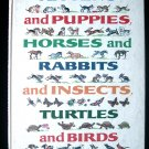 Kittens Puppies Horses Rabbits Insects Turtles Birds HC