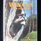 Walt Disney's Weecha the Raccoon Montgomery Vintage HC
