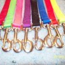 3/4 Dog Leash and Collar Webbing 2 Ply USA Heavy Duty
