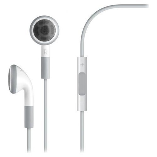 Genuine New Apple Earphones Headphones with Remote and Mic MB770G/B