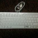 Genuine Apple Aluminum Wired Keyboard